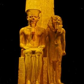 Turin - Egiptian museum - Sculpture