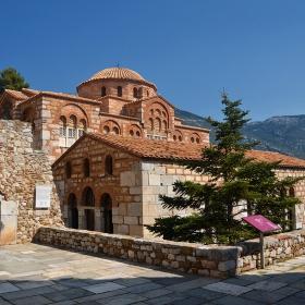 Great Monastery Hosios Loukas, 946 г.