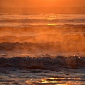 Последният морски изгрев за 2019