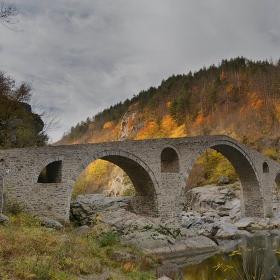 Дяволският мост, начало на XVI век