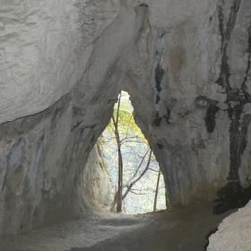 Светина в тунела