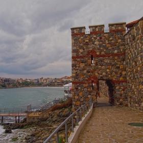 Созопол - Южна крепостна стена
