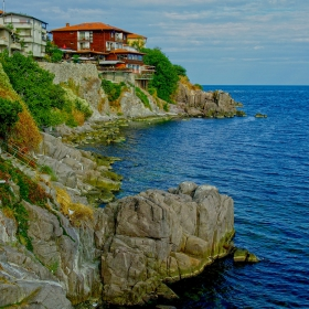 Скалите край Созопол