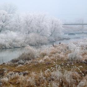 Зимна Тунджа
