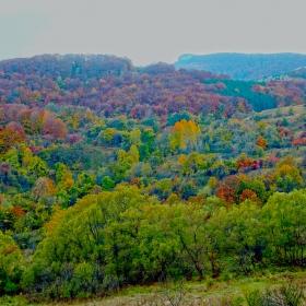 Началото на есента край Заселе