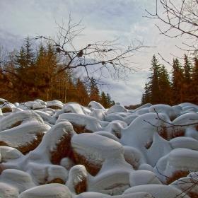 Витоша - Каменната река