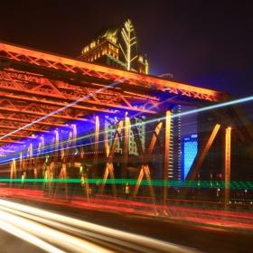 Waibaidu Bridge, The Seagull on the Bund Hotel, Shanghai