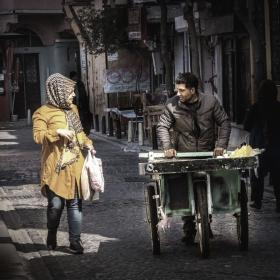 Някъде в Истанбул