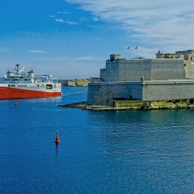 Grand Harbour - Malta 2