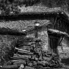 Стара къща в Жеравна