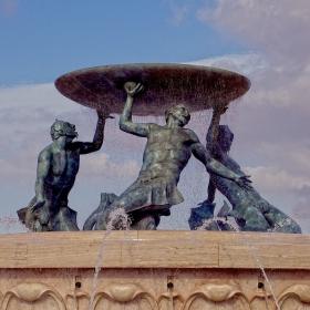 Валета - Фонтан на тритоните