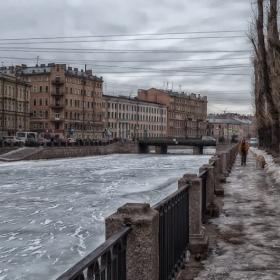 Санкт-Петербург. Канал Грибоедова