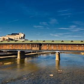 Покритият мост над Осъм
