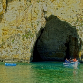 Gozo - Blue Grotto