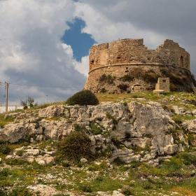 Torre dell'Omo Morto, 1569 г.