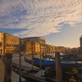 The Bellini Hour. Canalasso, Venezia