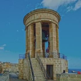 Valletta - Siege Bell War Memorial