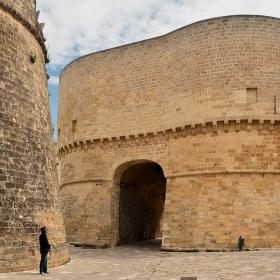 Torre Alfonsina, XVI век, Otranto