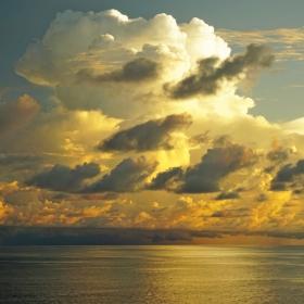 Дъждовни облаци