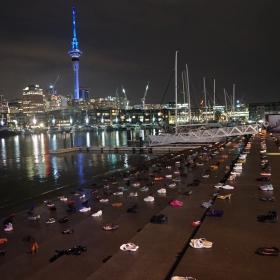 Моден фест в Аукланд, Нова Зеландия