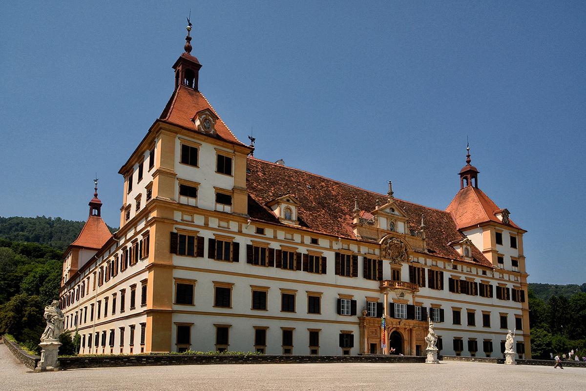 Schloss Eggenberg, 1635 г.