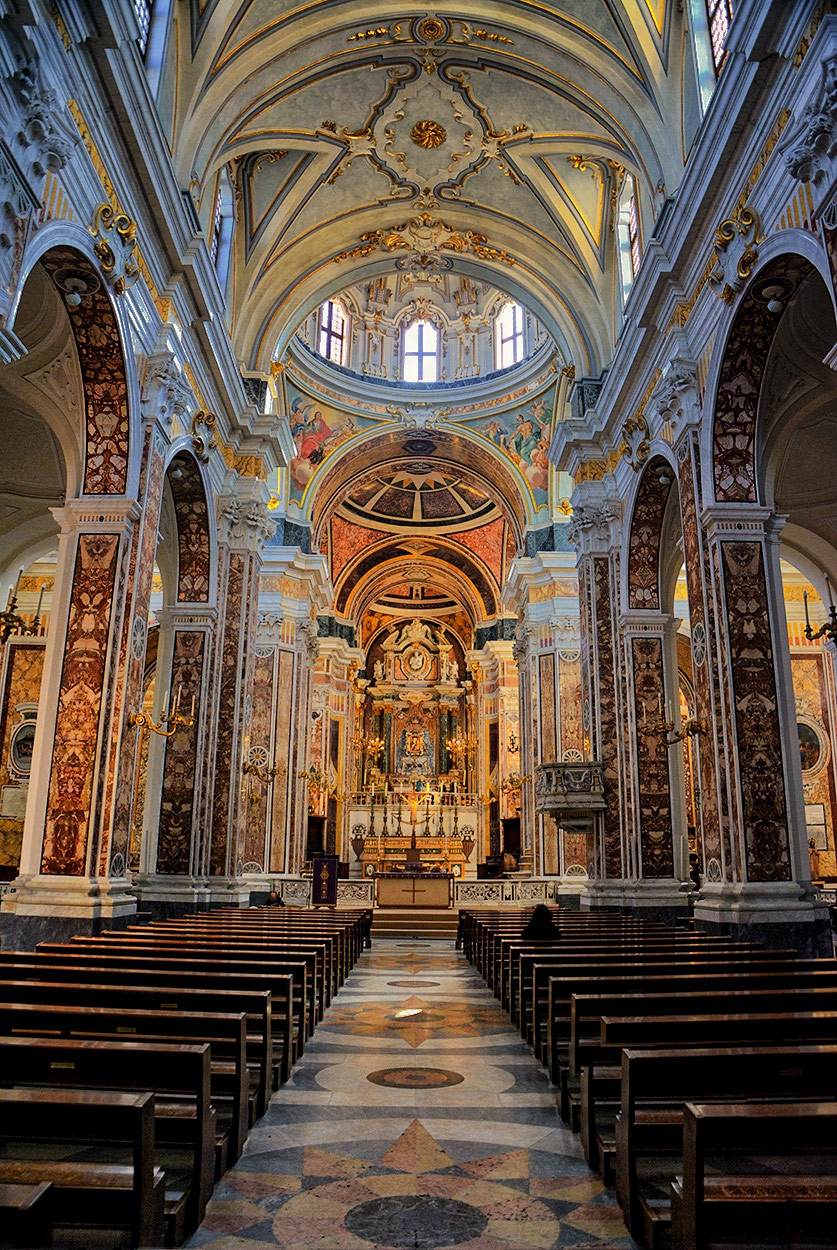Basilica concattedrale di Maria Santissima della Madia, 1772 г
