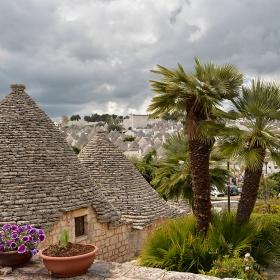 Щрих от Alberobello