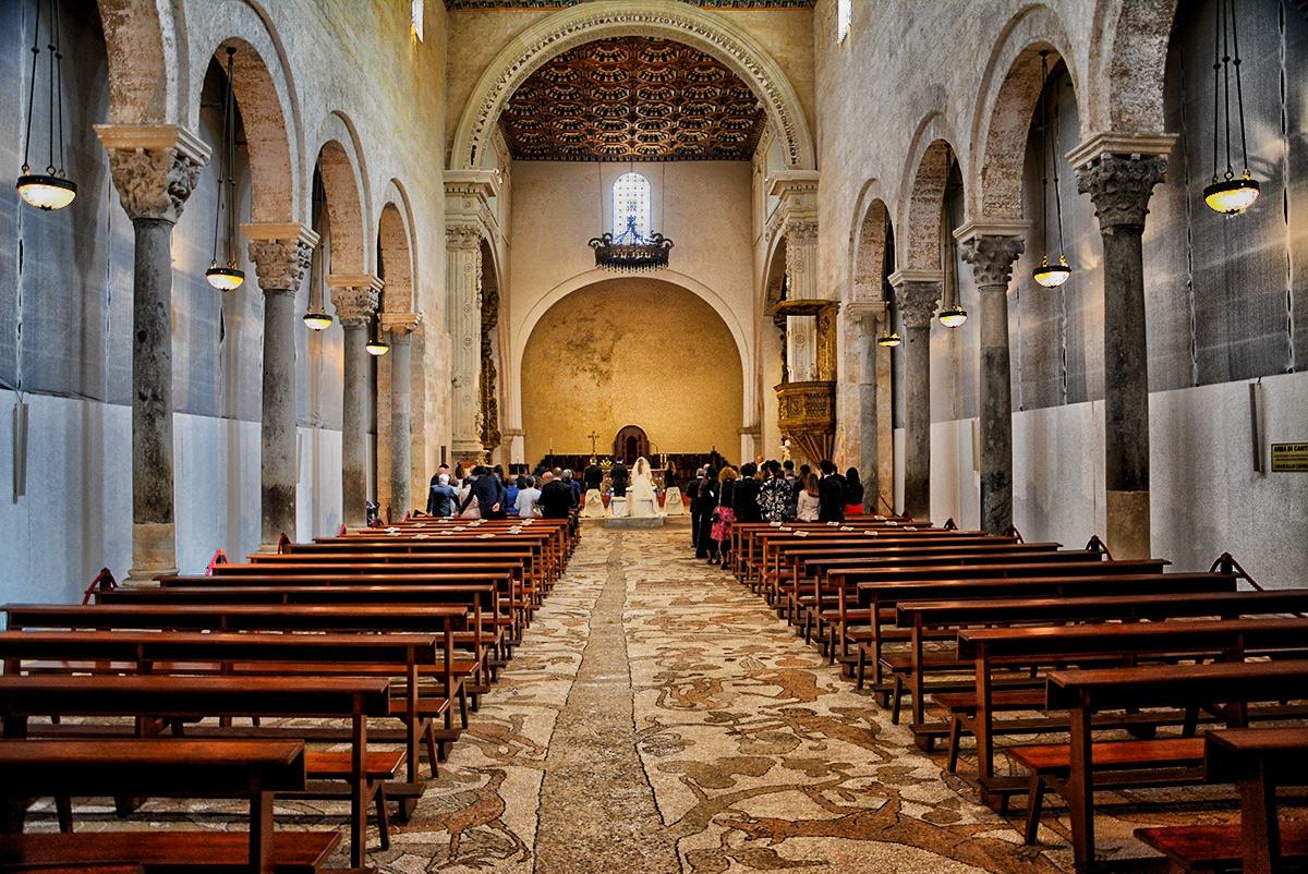 Cattedrale di Santa Maria Annunziata*, 1088 г., Otranto