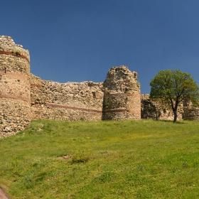 Средновековна крепост Мезек, XI-XII век