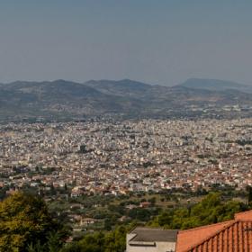 Volos - градът на Вангелис