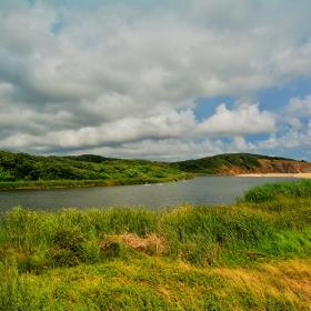 Устието на река Велека