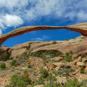 Landscape Arch, Utah , 88.4 m