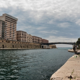Ponte Girevole San Francesco da Paola, Taranto