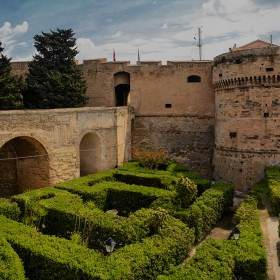 Castello Aragonese, 1486 г., Taranto