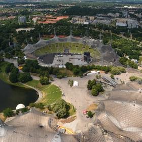 Munchner Olympiastadion