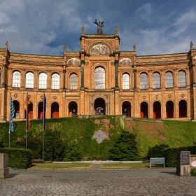 Maximilianeum, 1874 г., Bayerischer Landtag