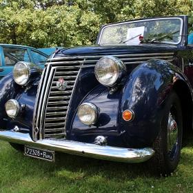 Fiat 6C Viotti Cabrio  anno1939 ...  Una bellissima macchina