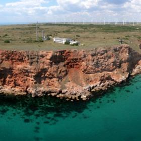 Панорамка на севера