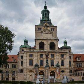 Bayerisches Nationalmuseum, 1900 г.