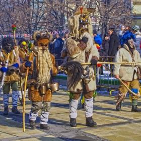 Перник - Кукерски фестивал
