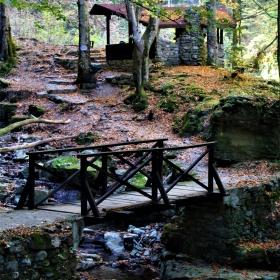Пътеката към водопад Скока