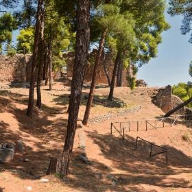 Цитаделата на крепостта Salona,  Amfissa