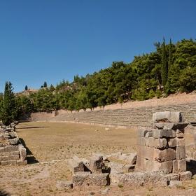 Stadium of Delphi, IV в.пр.Хр.*