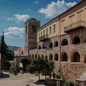 The Byzantine Monastery Hosios Loukas