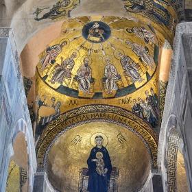 Мозайките на манастира Св. Лука*