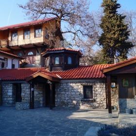 Монастирски комплекс - Свв.Константин и Елена