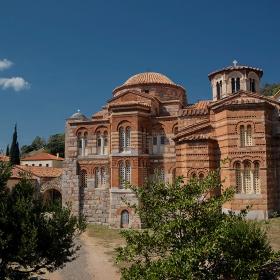 Monastery of Hosios Loukas, X в