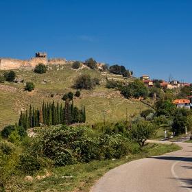 Castle of Mendenitsa, 1204 г.