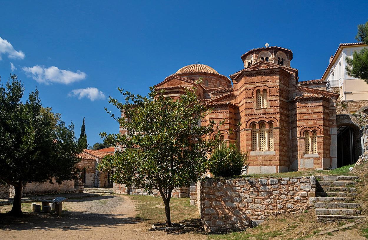 Monastery Hosios Loukas