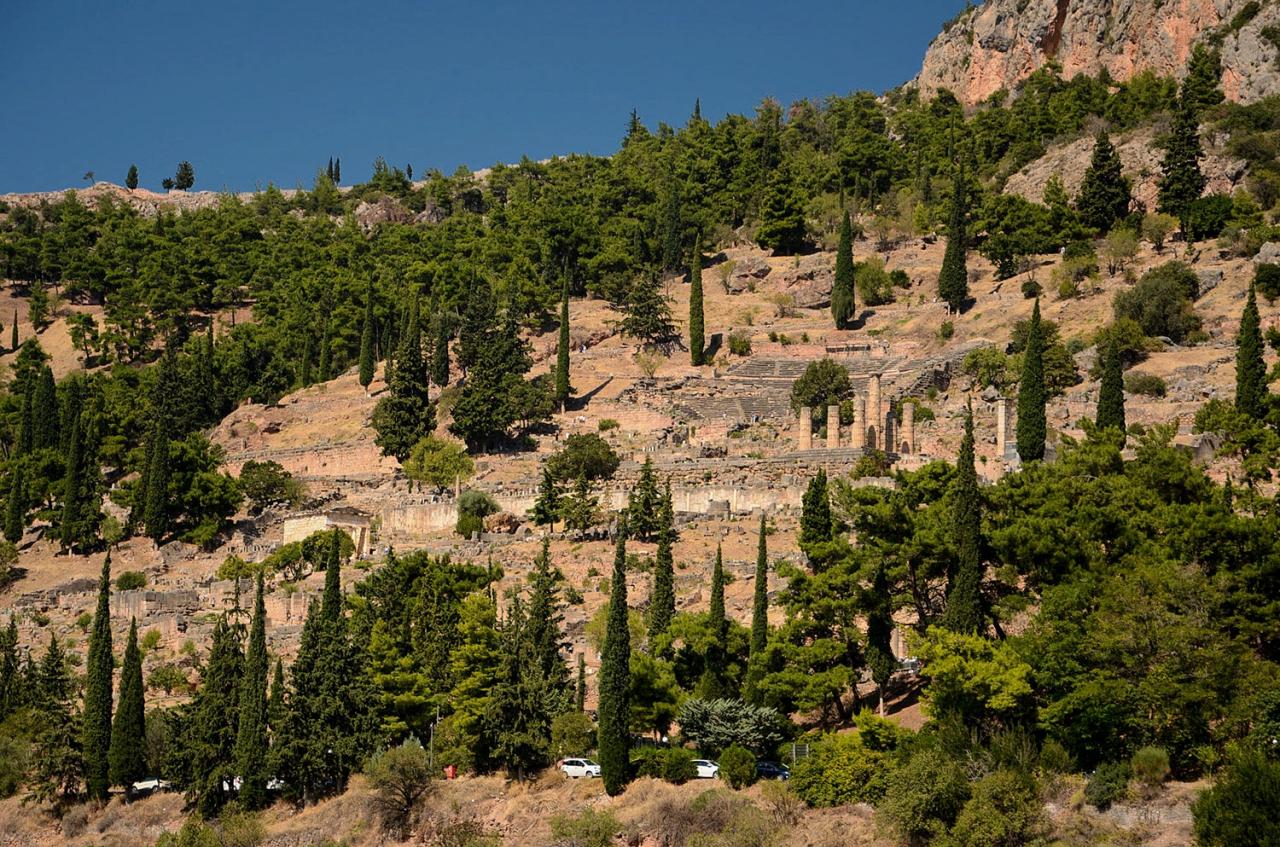 Ancient Delphi